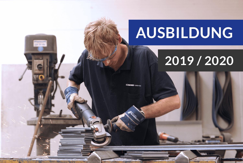 Ausbildung 2019/2020